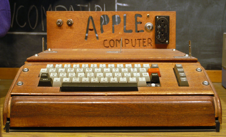First Apple Computer 1976