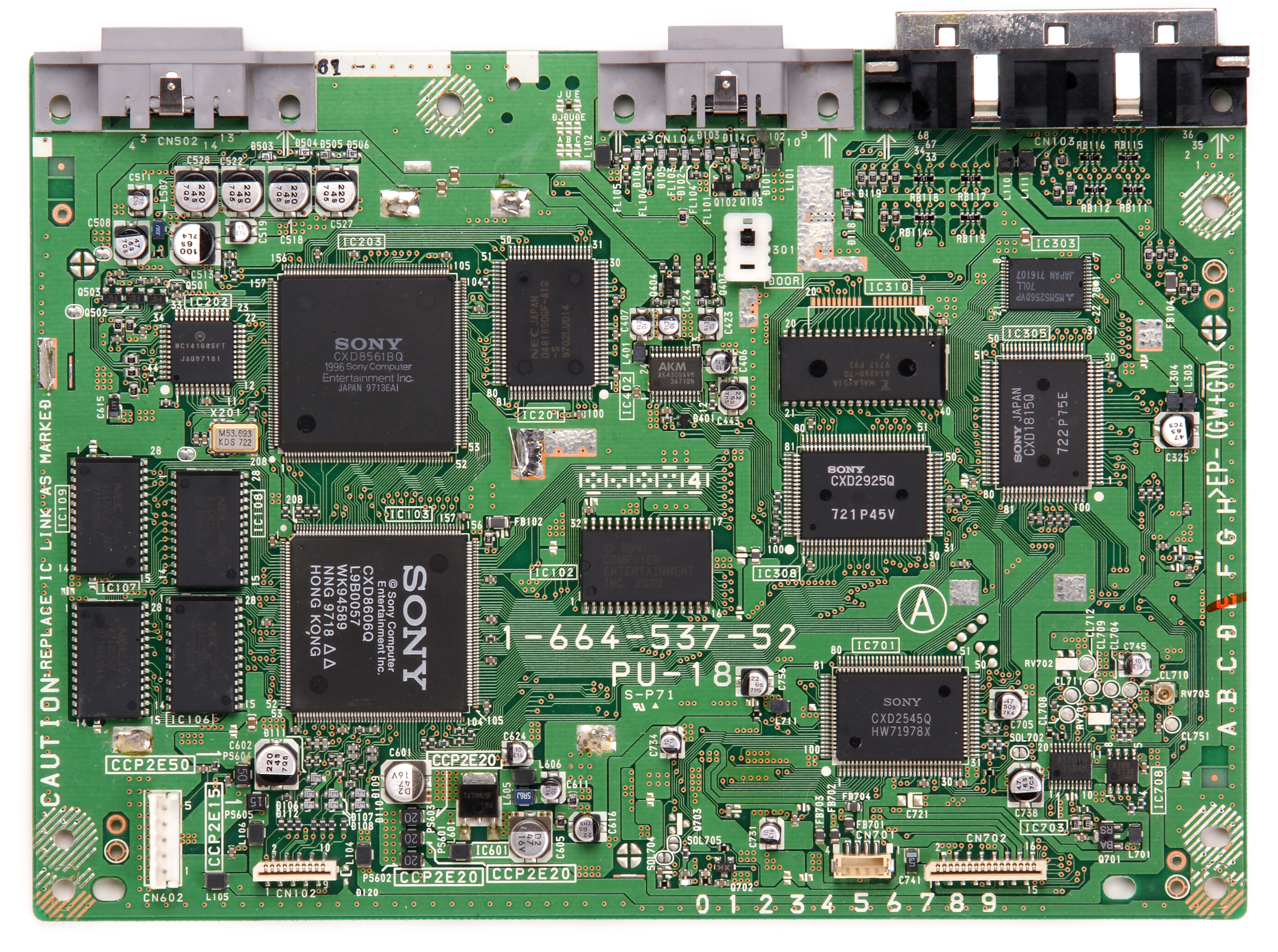Computers Hardware Software Networks Coupled Analysis Of An Integrated Circuit Board Motherboard