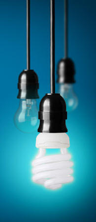 Florecent Lightbulbs CFL