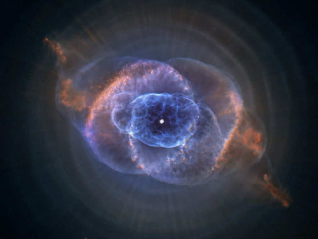 eye nebula space - photo #9