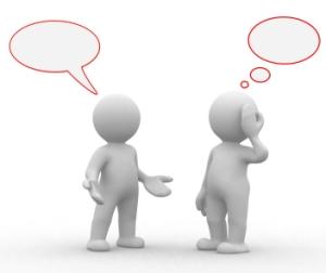 communication talking transferring information listening receiving