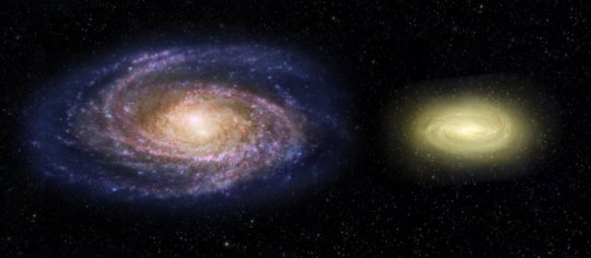 Galaxy Stopped making New Stars