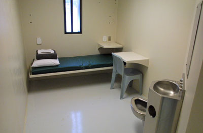 Danbury Prison Cell