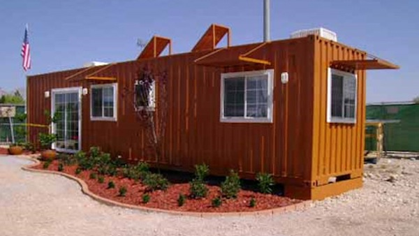 cargo container homes with cargo container homes - Shipping Containers As Homes