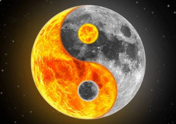 Sun and Mooon Duality