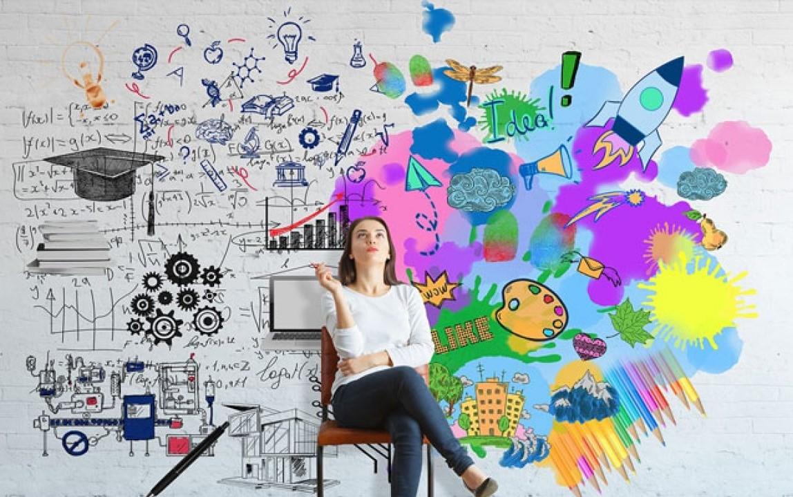Creativity Exploring Imagination Creative Thinking