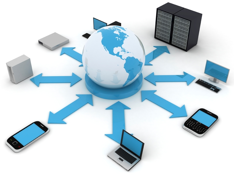 Internet Connected World