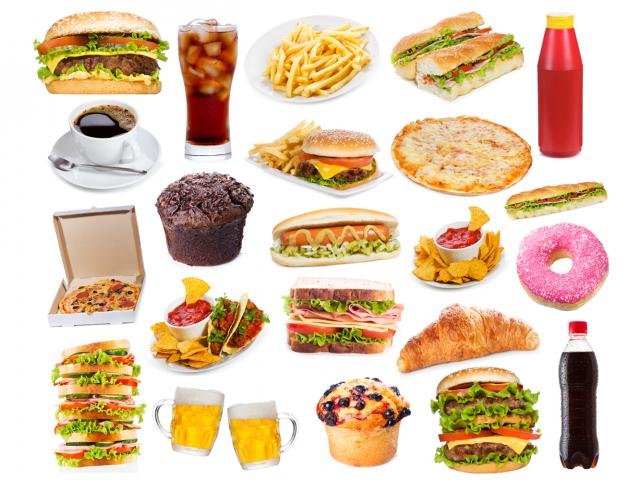 Health Risks From Eating Unhealthy Foods